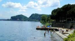 vacanze sul Lago Maggiore a Villanuvola: Meina