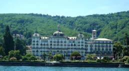 vacanze sul Lago Maggiore a Villanuvola: Stresa